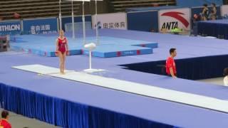 Tan Jiaxin 谭佳薪 - VT TF - 2017 CHN Nationals Wuhan