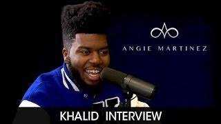 Khalid On Getting Called Khaled, Tour w/ Travis Scott + Debut Album 'American Teen'