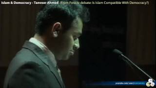 Islam, Democracy and Sharia Law - Tanveer Ahmed