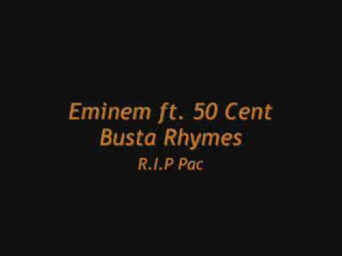 Hail Mary - Eminem ft. 50 Cent and Busta Rhymes (Ja Rule Diss) +Lyrics