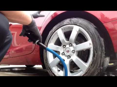 How to clean your car the RIGHT way!