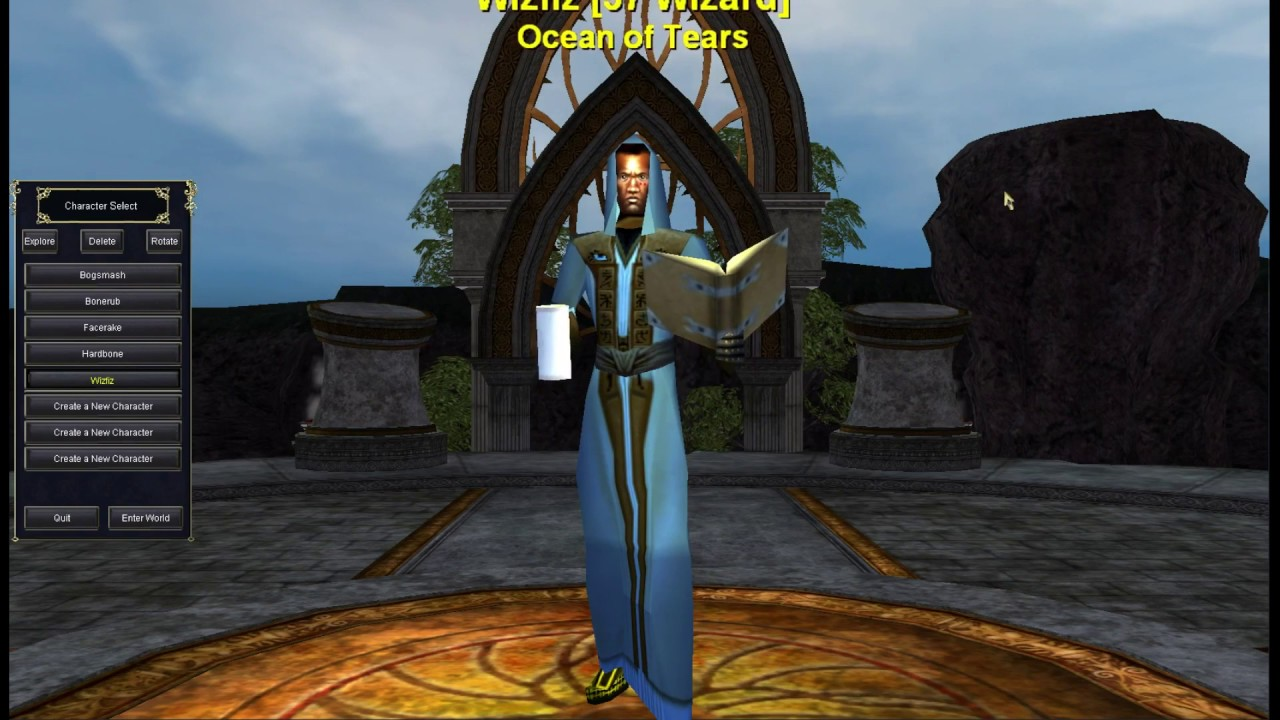p1999 Everquest level 54-60 Suits camp