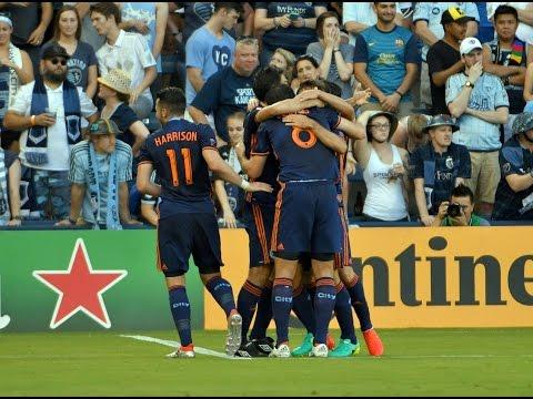 GOAL | Frank Lampard evens the score | NYC vs. SKC