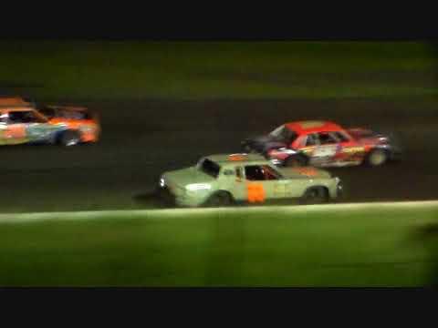 Hobby Stock Amain @ Hamilton County Speedway 09/23/17