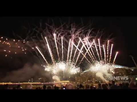 New Year Party | 9 News Adelaide