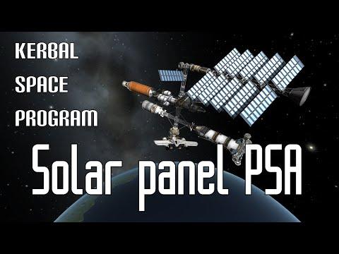 Kerbal Space Program - Quick PSA on Solar Panels