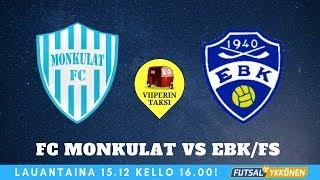 LIVE: FC Monkulat vs EBK/FS