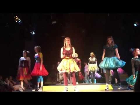 By My Side- Godspell ( SCA High School Show)