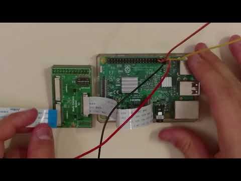 RaspiReader: build your own fingerprint reader - Raspberry Pi