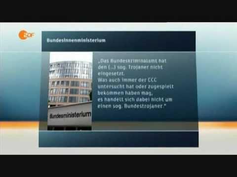 Chaos Computer Club knackt Bundestrojaner  - 09.10.2011