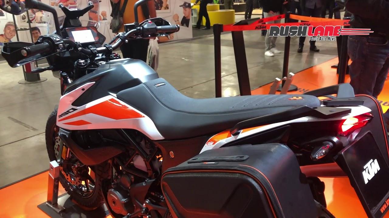 2020 KTM 390 Adventure - Walkaround HD