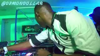 Dj Mondollar shock Guests with skills