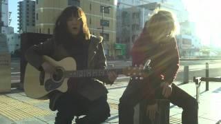 福島で活動中の3ピースポップバンド∞Z、ギターボーカルERIKA&ドラマー...