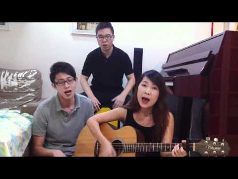 FATHER WE DECLARE (WE LIFT UP OUR EYES) CHC- Cover  with cajon demo