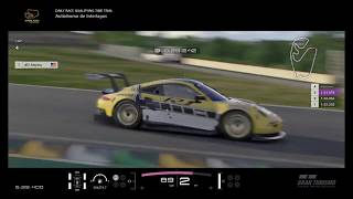 GT Sport: Interlagos Hot Lap 1.31.752 Gr3 Porsche