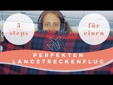 Der perfekte LANGSTRECKENFLUG | 5 Tipps ✈
