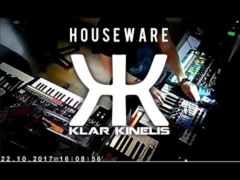 Houseware | impro hardware session (live act)