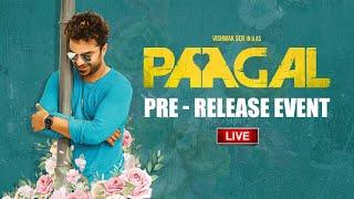 Paagal Pre Release Event LIVE - Vishwak Sen, Nivetha Pethuraj, Simran, Megha Lekha |Aug 14th Release