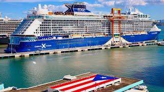 Celebrity Edge Cruise Ship Tour