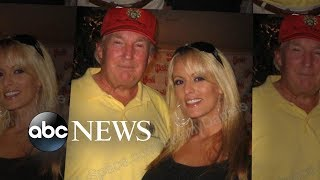Trump lawyer says he paid porn star out of his own pocket