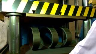 flattening test on api 5l erw pipes