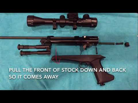 SMK Victory CP2 co2 rifle power upgrade in 5 minutes with zero cost