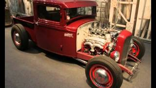 Hotrods Essen Motorshow 2012