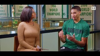 We Gave Jayson Tatum Fake IDs | Full Taylor Rooks Interview