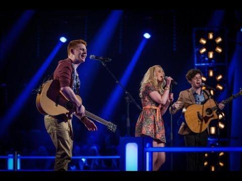Conor Scott Vs Smith and Jones - 'Some Nights' (Full Video) - The Voice UK 2013
