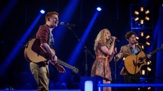 Conor Scott Vs Smith and Jones - 'Some Nights' (Full Video) - The Voice UK 2013
