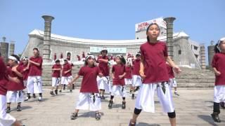 MY matsuri 助川ダンスカンパニー楽舞さん / EVER LUCKY DANCE !