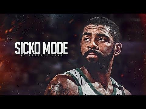 "Kyrie Irving Ft. Travis Scott & Drake - ""SICKO MODE"" (2018 Highlights) ᴴᴰ"