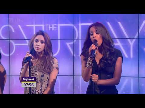 The Saturdays - My Heart Takes Over (Daybreak 2011)