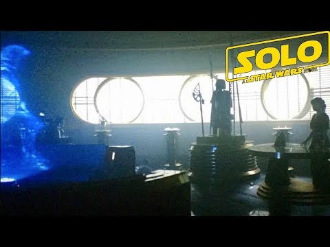 Solo ENDING CAMEO Explained By Director Ron Howard - STAR WARS NEWS