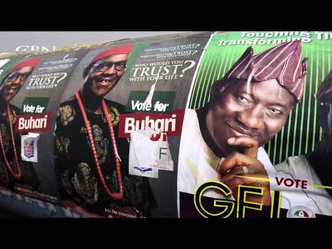 High Stakes in Nigeria's Presidential Election