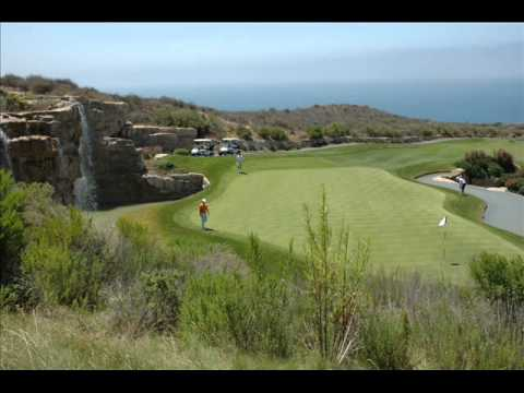 The Golf Course Travel Bag:  Trump National Los Angeles