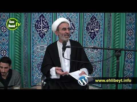 Hacı Əhlimanın Cümə moizəsi (01.02.2019)