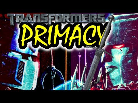 TRANSFORMERS - PRIMACY and Ancient Lost Cybertron Story! The Ending of Autocracy and Monstrosity