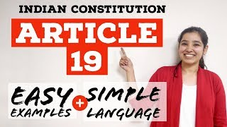 Article 19 Of Indian Constitution | In Hindi Thumb