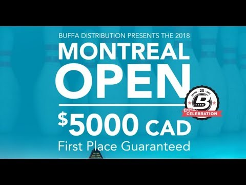 Elimination Round - Montréal Open