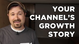Share your Channel's Growth Story with Creators!
