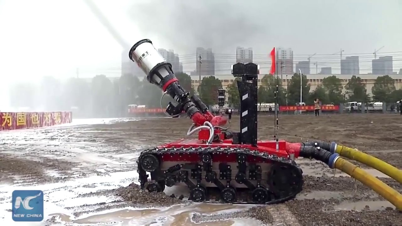fire fighting robot thesis Fire-fighting robot merima jahic and christopher elpers iii i abstract in this paper we will try to describe the process of designing a fire-fighting robot, by the.