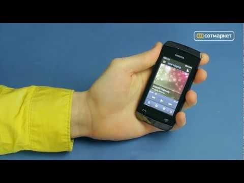 Видео обзор Nokia Asha 305 от Сотмаркета