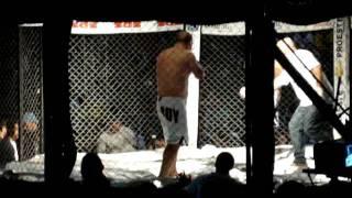 Anderson Banana VS Tubarão MMA Botucatu