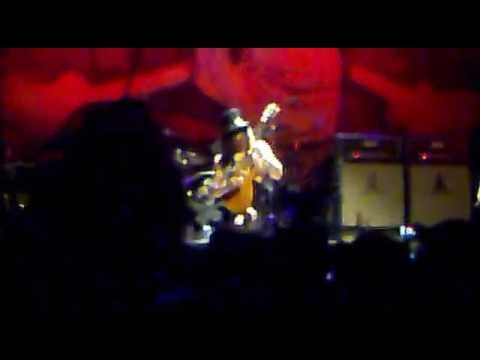 Slash – guitar solo – live – at house of blues los angeles – 06/10/2010