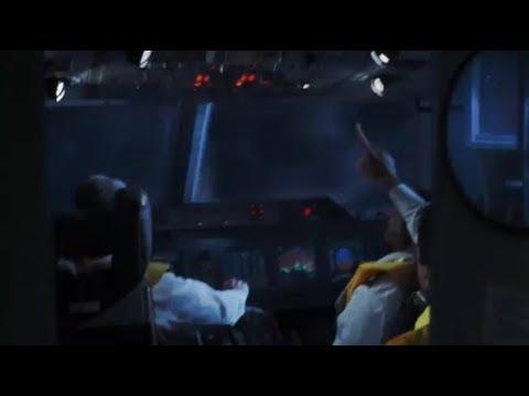 Cast Away Plane Crash