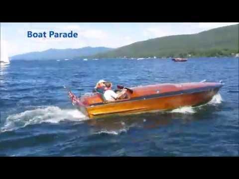 Antique & Classic Boat Show - 2015