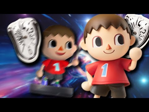 THE TIME TRAVELING VILLAGER AMIIBO