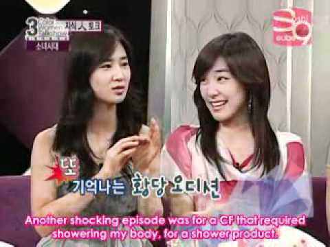 SNSD Auditioned For 200 Times??