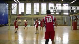 Ника2 vs Ника1 юноши 2002 г.р. турнир Монино 26.04.2016